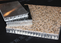 Architectural Tiles Aluminum Honeycomb Panel For Commercial Building / Exterior