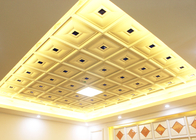Wood like Unleveled Artistic Ceiling Tiles with Stereo Inequality Surface